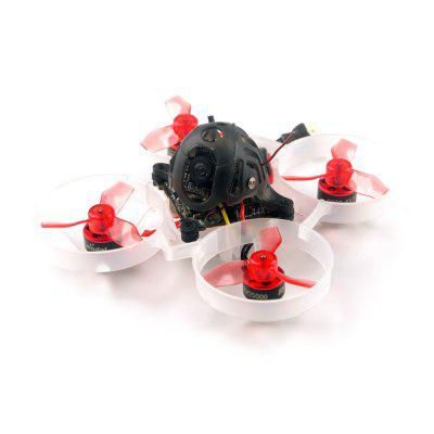 Happymodel Mobula6 65mm Crazybee F4 Lite 1S Whoop FPV Racing Drone BNF with Runcam Nano 3 Cam