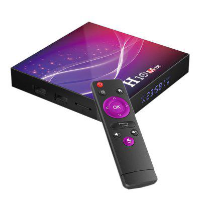 H10 Max Android 10,0 Smart TV Box