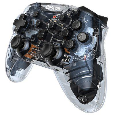 Baseus GMSWA-01 Wireless Bluetooth Game Controller Transparent Motion Sensing Vibration Gamepad