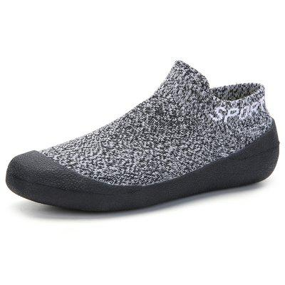 Men's Casual Outdoor Breathable Sock Shoes Soft Wear-resistant High Elastic Footwear