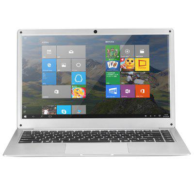 Ноутбук PiPO W14 14,1-дюйма 1920 x 1080 Windows 10 OS Intel Apollo Lake N3450 CPU Intel GMA HD GPU 4 ГБ DDR3 RAM 64 ГБ SSD двухдиапазонный WiFi