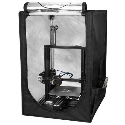 Creality 3D Printer Enclosure Protective Cover for Ender-3 Series / CP-01 / Ender-2 / CR-100 Printer