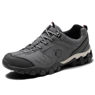 AILADUN Heren Winter Outdoor Casual sportschoenen Low-top Footwear Comfortabele