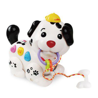Singing Puppy Baby Comprehensive Ability Training Toy