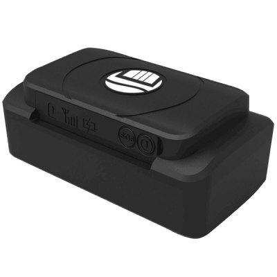 TK202B Mini Portable Magnetic GPS Tracker 4400mAh 90 Days Long Standby Real-time Tracking Anti-theft Water-resistant Locator