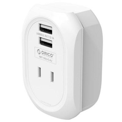 Orico NBT-1A2U-AU-WH UK K CN + USB porty adaptéru