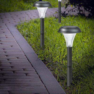 BRELONG BR-0112 Outdoor Solar Lawn Light Waterproof Lighting Sensor LED Lamp Inserted Ground for Courtyard Garden
