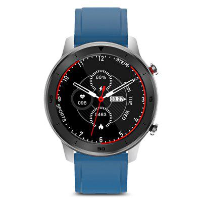 DTNO.1 DT78 1.3 inch Full Round Smartwatch Is the Perfect Combination of a Sophisticated Mechanical Watch and a Smart Fitness Tracker