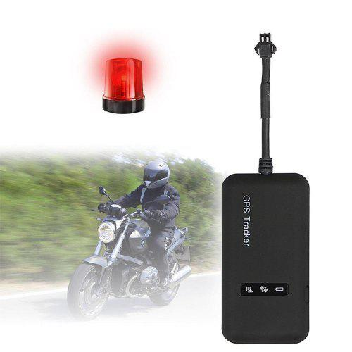 Mini Real-time GPS Car Tracker Locator GPRS GSM Tracking Device Anti-Theft Universal for Vehicle Truck Motorcycle Motorbike Black