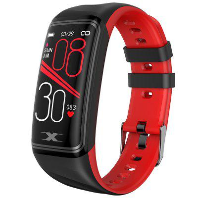 IMosi V30S inteligentní náramek 1,14 palce barevný displej Heart Rate / Blood Pressure Monitor Fitness Tracker