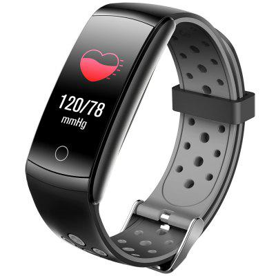 Imosi Q8L Smart Bracelet 0.96 inch HD Screen Heart Rate / Blood Pressure / Oxygen Monitor Health Master