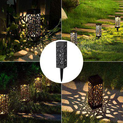 BRELONG Solar Power Light Sensor Lawn Lamp at $5.99 Makes Your Home As Magnificent As a Loyal House at Night!