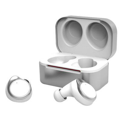 D18 Bluetooth 5.0 Wireless Earbuds Binaural Long Standby Sports Earphone with Large Capacity Charging Bin