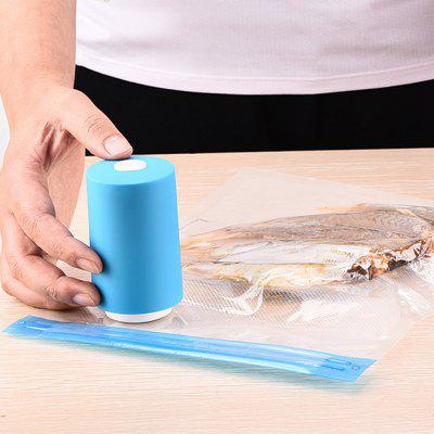 Mini Electric Vacuum Pump Eten Sealer Machine Handheld Portable Packaging Tool