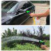 Multifunctional Plastic Durable Car Cleaning Tool - SHAMROCK GREEN
