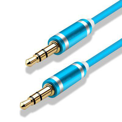 3.5mm Jack Audio Cable 3.5 Male to Male AUX Cord for Car Headphone MP3 / 4