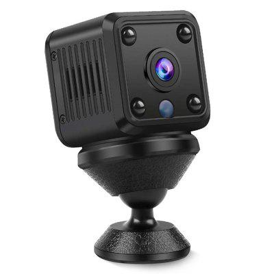 Quelima MC61 150 Graus Mini Câmera De Ângulo Amplo WiFi 1080P HD DVR
