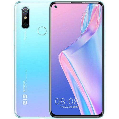 Elephone U3H 4G Smartphone 6.53 inch Android 9.0 Helio P70 Octa Core 8GB RAM 256GB ROM 2 Rear Camera 3500mAh Battery Global Version