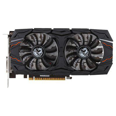 Soyo GTX1050Ti Red Dragon 4G S1 Dual Fan Cooling Graphics Card