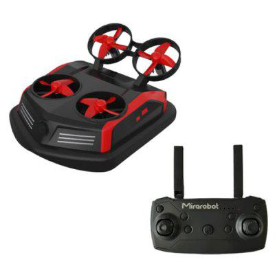Mirarobot Domain S200 3-in-1 Detachable RC Drone Quadcopter RTF Image