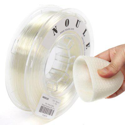 Noulei Flexibele TPU 3D-printer Filament 1.75mm 1kg