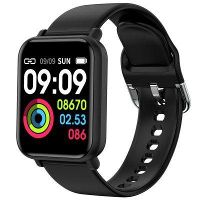 Imosi R16 Smart Bluetooth Sports Watch IP68 Waterdicht Heart Rate Blood Oxygen Monitor Multi-sport Modes Fitness Tracker