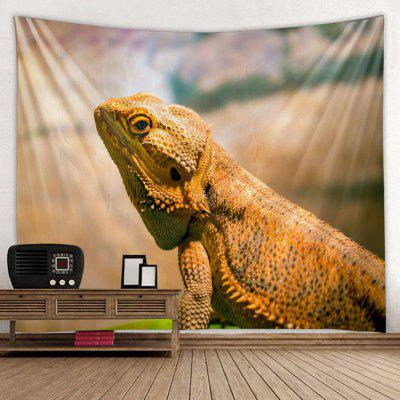 Shanghaojupin Toad Side Photo Tapestry Animal Series Printed Creative Home Decoration Hanging Cloth