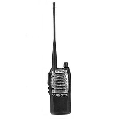 BAOFENG UV-8D 8W Professional Mini Walkie Talkie with Flashlight Dual Transmitter Key 15km Long Distance Two Way Radio