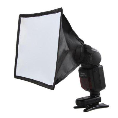 Reflektor Mini Photo Flash Professional Softbox Fotografia Tool for Canon Nikon Sony Camera