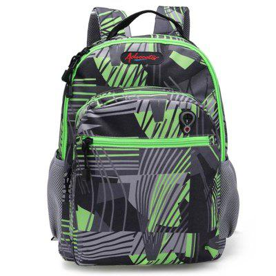 Outdoor Camouflage Backpack Shoulder Bag Man Schoolbag