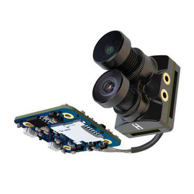 RunCam Hybrid Dual Lens Mini FPV Camera Low Latency Single Board for RC Racing Drone