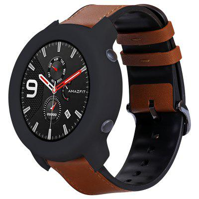 TAMISTER Multi-color Soft Silicone Protective Cover Case Frame Shell for Amazfit GTR 47mm