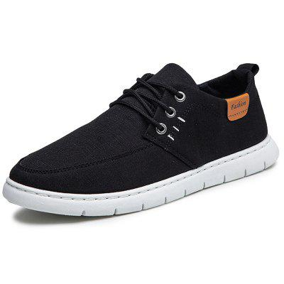 Men's Fashion Easy-match Shoes Breathable Casual Footwear Soft