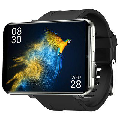 Ticwris Max 4G Smart Watch Telefono Android 7.1 MTK6739 Quad Core 3GB / 32GB Smartwatch Frequenza Cardiaca Pedometro IP67 Impermeabile