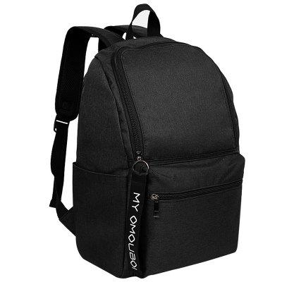 OMOUBOI Outdoor Fashion Portable Shoulder Bag Schoolbags Leisure Travel Backpack