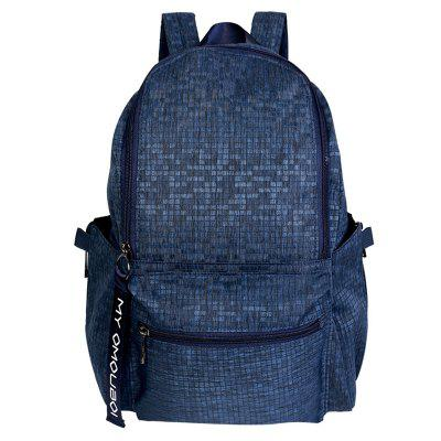 OMOUBOI SOF00003-H Simple Outdoor Leisure Travel Backpack