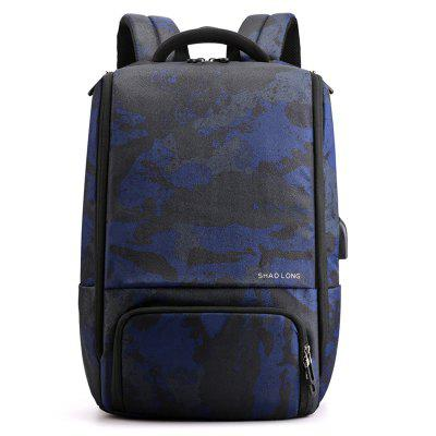 YSC515 Men Fashion Large-capacity Outdoor Camouflage Backpack Travel Bag