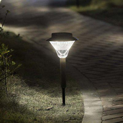 BRELONG BR-0133 48 LED Solar Outdoor Lawn Light High Brightness Plug Ground Lamp