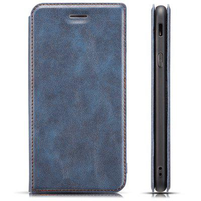 Retro 3-in-1 Ultra-thin Flip Phone Case PU Leather Protective Cover for Samsung A82018