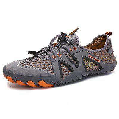 Men's Summer Hollow Out Sneaker Breathable Sports Shoes Wading Sandals