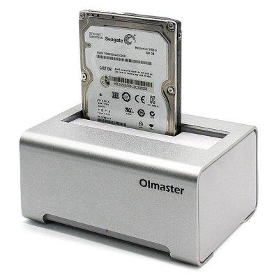 Oimaster EB-1050U3 USAP HDD Docking Station 5Gbps Hard Drive Enclosure for 2.5 / 3.5 inch SSD HDD