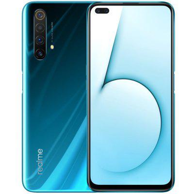 OPPO realme X50 5G 5G Smartphone 6.57 inch FHD+ Android 9.0 Snapdragon 765G Octa Core 12GB RAM 256GB ROM 4 Rear Camera 4200mAh Battery CN Version