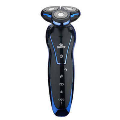 High-power Multifunctionele Oplaadbare Washable Razor Portable scheerapparaat