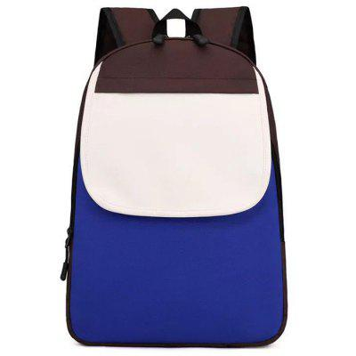 Zxl915 Retro Rucksack Shoulder Bag Men Outdoor Multifunctional Backpack