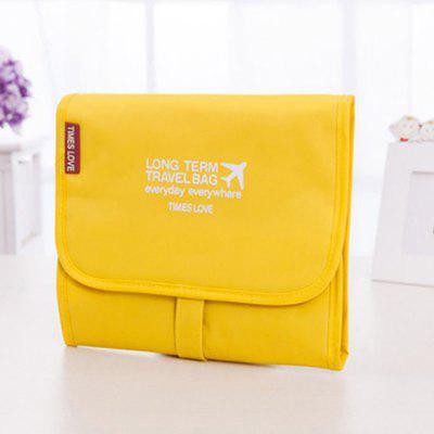 Outdoor Travel Wash Bag Waterproof Portable Foldable Package