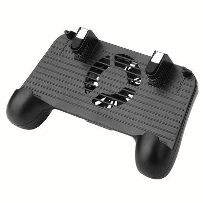 Portable 2000mAh Phone Controller Gamepad Trigger Button L1 R1 Joystick