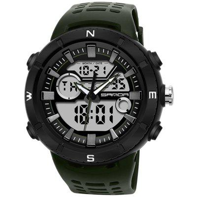 SANDA 776 Men's Multifunction Electronic Watch Water-resistant Special Forces Fashion Wristwatch