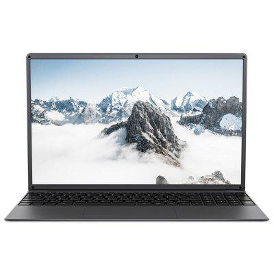 BMAX MaxBook S15 15,6 Zoll Laptop Intel Gemini Lake N4100 Intel UHD Grafik 600 8GB LPDDR4 RAM 128GB SSD 178° Betrachtungswinkel Enge Lünette BT 5.0 Laptop