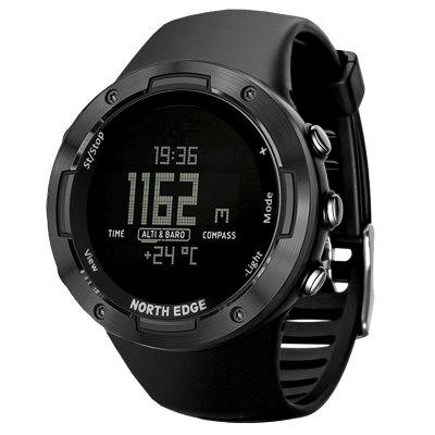 NORTH EDGE ALTAY3 Direction Tracking Altimeter Barometer Hiking Outdoor Sport Digital Watch