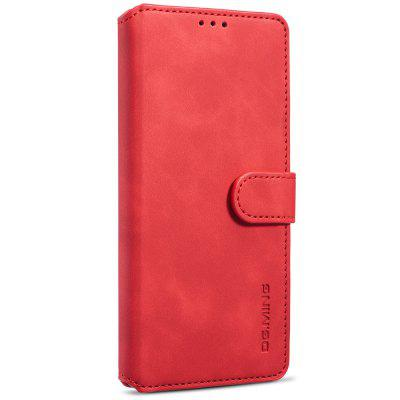 Luxury Leather Magnetic Wallet Phone Case with Card Slots Lanyard for Samsung Galaxy Note 8
